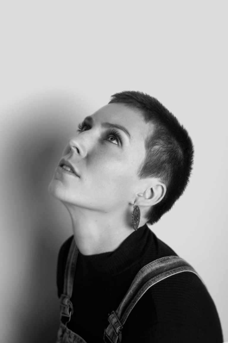 Natalie Tirant  Portrait IV